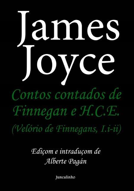 Contos contados de Finnegan e H.C.E. - Alberte Pagán
