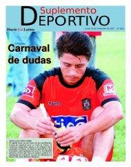 DEPORTE LUNES 22 MAYO/06 - Diario Colatino
