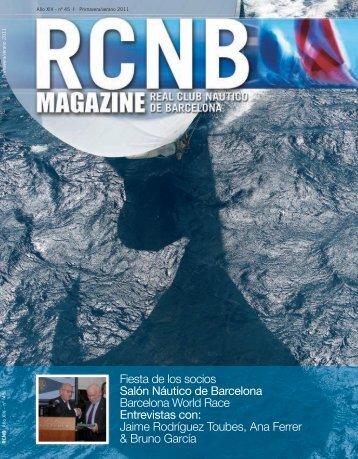 RCNB RCNB - Real Club Náutico de Barcelona