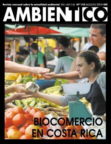 Innovación y aprovechamiento de la biodiversidad en Costa