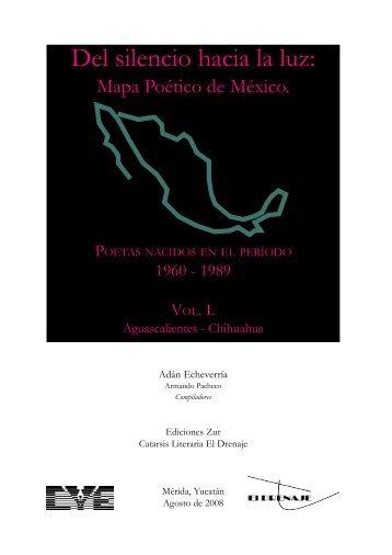 Mapa Poético - Vol I - Sistema de Información Cultural - Consejo ...