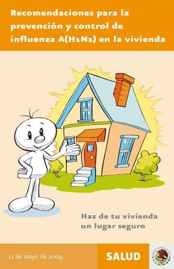 Recomendaciones para la vivienda - Dirección General de ...
