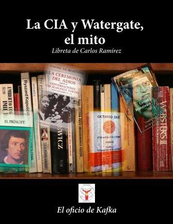 Libreta de Carlos Ramírez - Indicador Político
