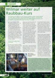 Wilmar weiter auf Raubbau-Kurs - Robin Wood