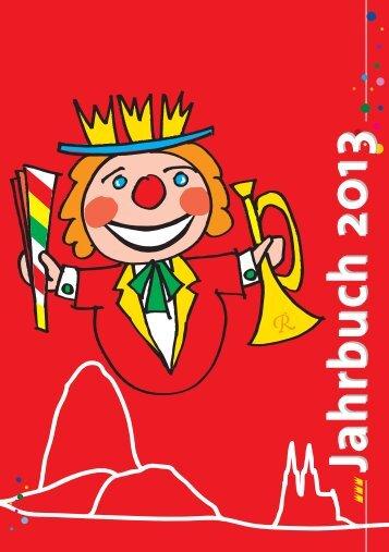 Jahrbuch 2013 - KG Rocholomäus eV