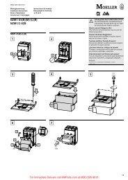 NZM1-XS(R) - Klockner Moeller Parts