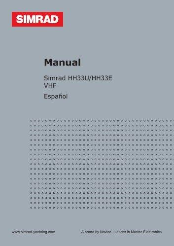 Manual en español - Radio Center