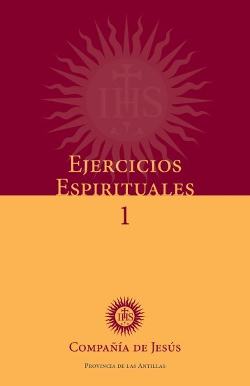 Ejercicios Folleto 01 - Jesuitas Antillas