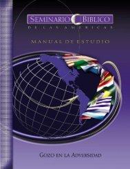 Epístolas Paulinas II_Gozo en la Adversidad.p65 - Seminario Biblico ...