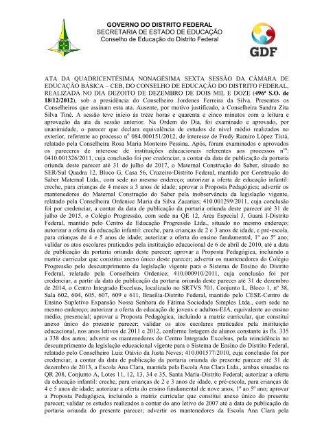 CEB_496ª_18-12 .pdf - conselho de educação do df