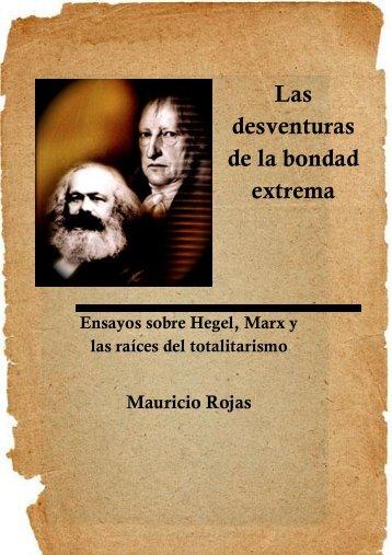Marx y Hegel: - La Biblioteca Virtual de Mauricio Rojas