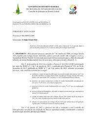 018-2013-CEDF-Colégio Século XXI.pdf - conselho de educação do ...