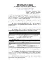 Portaria SIT n.? 197, de 24/12/2010 - Ministério do Trabalho e ...