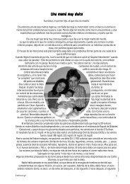 Una mamá muy dulce - Editorial OB STARE