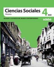 Ciencias Sociales - Edebé