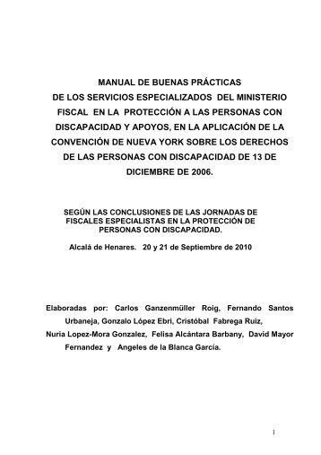 Manual de buenas prácticas - Down España