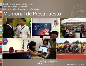 2011-2012 - Rama Judicial de Puerto Rico