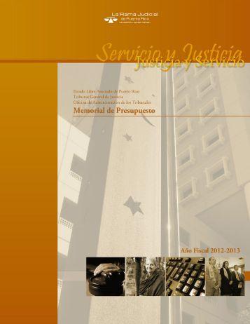 2012-2013 - Rama Judicial de Puerto Rico