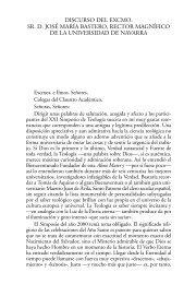 Actas Simposio Teologia 21 Bastero.pdf - Universidad de Navarra