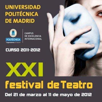 Folleto - Universidad Politécnica de Madrid