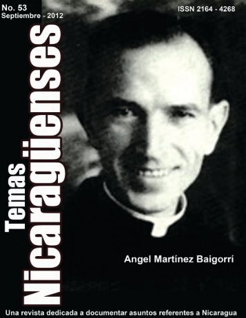 No. 53 - Revista de Temas Nicaragüenses