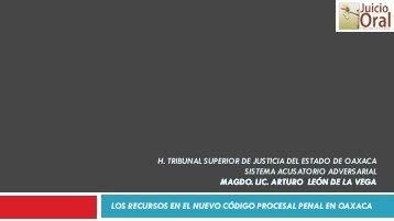 Los Recursos II - Supremo Tribunal de Justicia del Estado de Colima