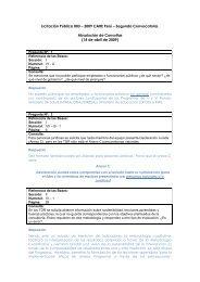Licitación Pública 003 – 2009 CARE Perú – Segunda Convocatoria ...