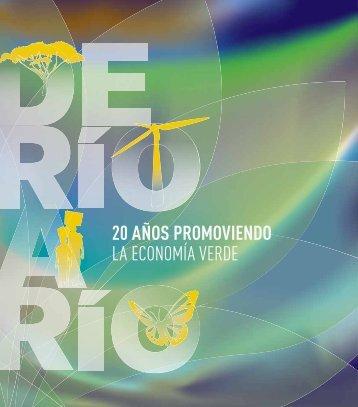20 años promoviendo la economía verde - Global Environment Facility