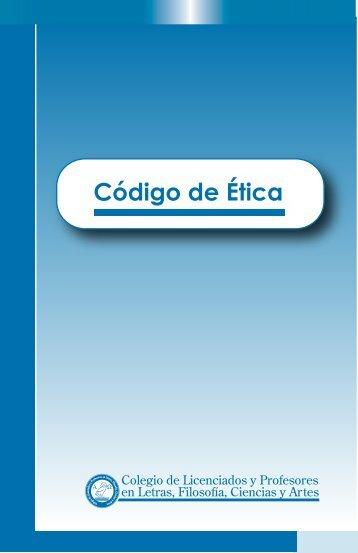 Código de Ética Profesional - Colypro