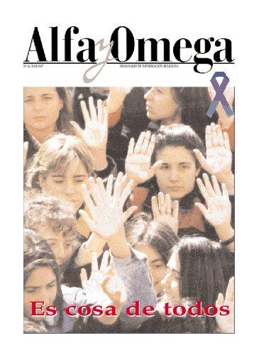 Alfa y Omega Nº 61/8-III-1997