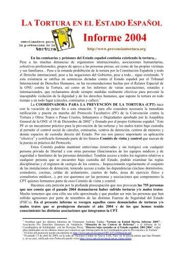 Informe 2004