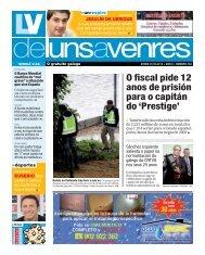 O fiscal pide 12 anos de prisión para o capitán do 'Prestige' - Galiciaé