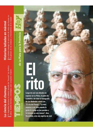 La ciencia del chamuyo Historias talladas en mármol - Diario Hoy