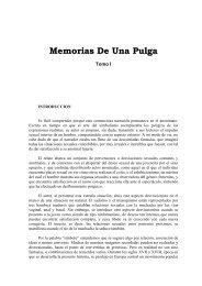 Memorias De Una Pulga - AMPA Severí Torres