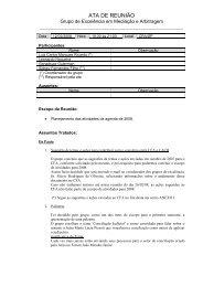Objetivo: Receber a convidada Patrícia S - CRA/SP