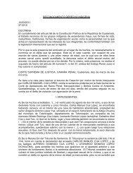 No. de Proceso 27-2010 - Organismo Judicial