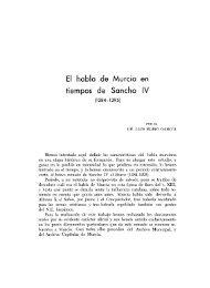 02 El habla de Murcia en tiempos de Sancho IV.pdf - Digitum