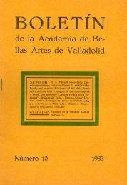 Boletín número 10 formato PDF - Real Academia de Bellas Artes de ...