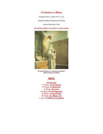 O Calvário e a Missa - Comunidades