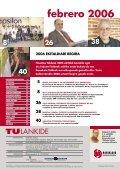 TU FEBRERO 2006.indd - Mondragon - Page 2