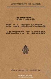 Descargar ( 7652k ) - Memoria de Madrid