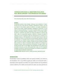 variables asociadas al absentismo escolar en nivel medio superior y ...