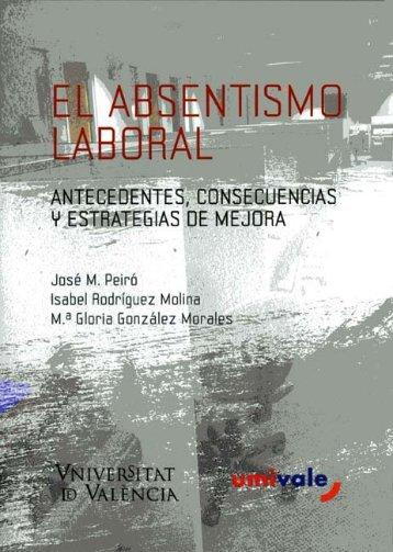 Libro de Absentismo laboral - Umivale