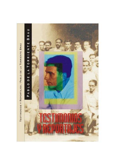 Pablo La Torriente Cultural Centro De Descargar Libro Brau 6gYbf7y