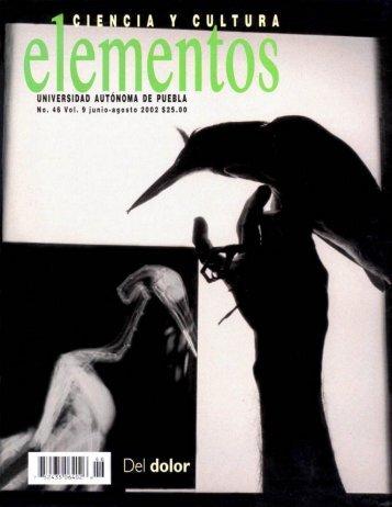 Número completo (2.72 Mb) - Revista Elementos
