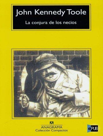 La conjura de los necios - Petjades i Contes