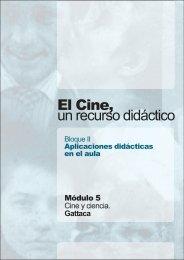El Cine, un recurso didáctico