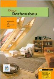 PDF Dachausbau