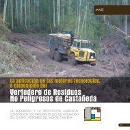 Vertedero de Residuos no Peligrosos de Castañeda - Medio ...