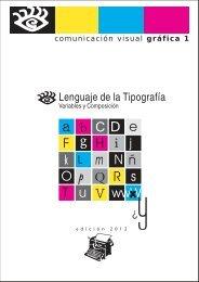 Descargar Módulo Lenguaje de la tipografía - Comunicación Visual ...